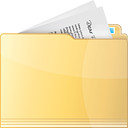 Папка полный - бесплатный icon #191265