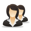 Businesswomen - icon #191995 gratis