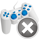 suppression de la manette de jeu - Free icon #192095