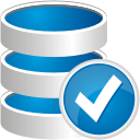 Database Accept - icon gratuit #192145