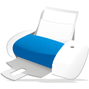 Printer - icon #192195 gratis