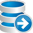 Datenbank weiter - Kostenloses icon #192215