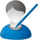 User Edit - icon #192365 gratis