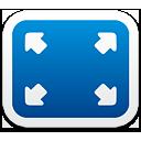 полный экран - Free icon #192805