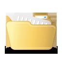 Open Folder Full - Free icon #193015