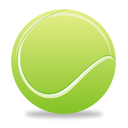 Tennis Ball - icon #193045 gratis