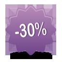 30% de desconto - Free icon #193085