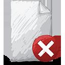 Suppression de la page - icon gratuit(e) #193145