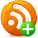 Rss Add - Free icon #193325