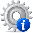 informação do processo - Free icon #193335