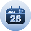 Calendar - icon #193595 gratis