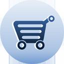 carrito de compras - icon #193725 gratis