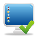 Computer Accept - icon gratuit(e) #193775