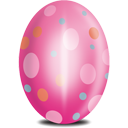 Egg Pink - icon gratuit(e) #193855