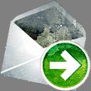 correo siguiente - icon #193885 gratis