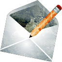 edit de courrier - icon gratuit #194065