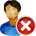 User Remove - Free icon #194195