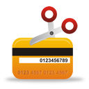 Credit Card Cancelled - Free icon #194285