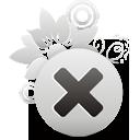 Delete - icon #194385 gratis