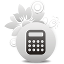 Калькулятор - бесплатный icon #194425