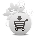 Put In Shopping Cart - icon #194525 gratis