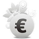 Euro Currency Sign - icon gratuit #194535