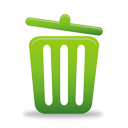 Trash Can - icon gratuit(e) #194585