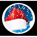 Frohe Weihnachten Nikolausmütze - Free icon #194645