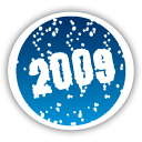 Merry Christmas 2009 - icon gratuit #194655