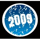 Frohe Weihnachten 2009 - Free icon #194655