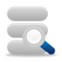 Search Database - icon gratuit #194875