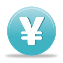 Yen Currency Sign - icon gratuit #194885
