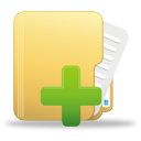 Add To Folder - icon gratuit(e) #194905