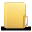 Папка - бесплатный icon #194995