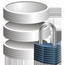 Блокировка базы данных - Free icon #195285