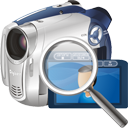 Digital Camcorder Search - icon gratuit(e) #195315