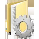 Ordner-Prozess - Kostenloses icon #195355