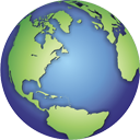 Globe - бесплатный icon #195365