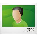 Image Jpg - Free icon #195425