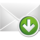 Mail Down - icon #195465 gratis