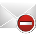 Mail Remove - icon gratuit(e) #195475