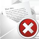 Novo Mail excluir - Free icon #195505