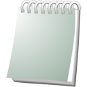 Notebook - icon gratuit(e) #195525