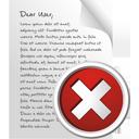 Page Delete - Kostenloses icon #195555