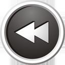 rebobinar - Free icon #195625