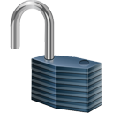 Unlock - icon gratuit #195695