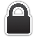 Lock - icon gratuit(e) #195775