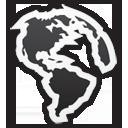 globe terrestre - icon gratuit #195795
