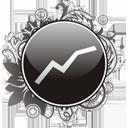 Chart - Kostenloses icon #195925