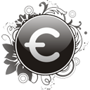 Euro Currency Sign - icon gratuit #195965
